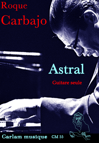 astral guitare seule couverture