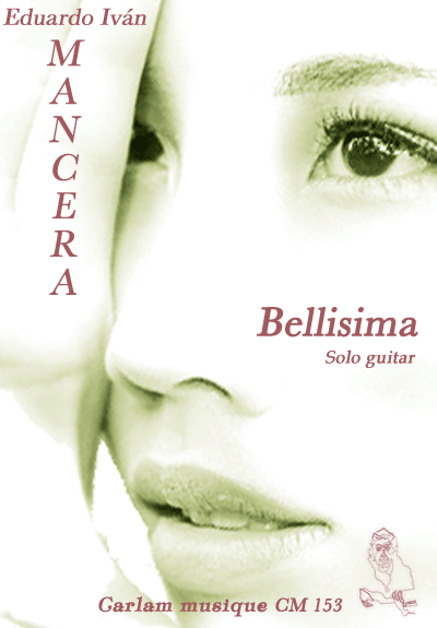 Bellisima solo guitar cover