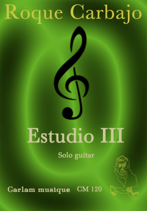 Estudio 3 solo guitar cover