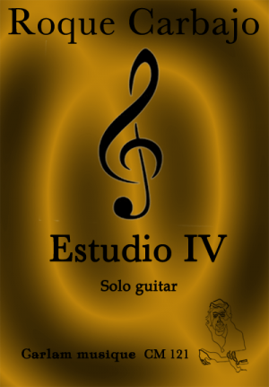 Estudio 4 solo guitar cover