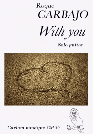 With you solo guitar cover
