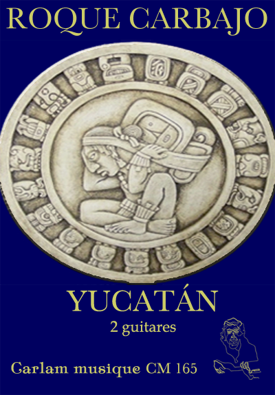 yucatan 2 guitares couverture