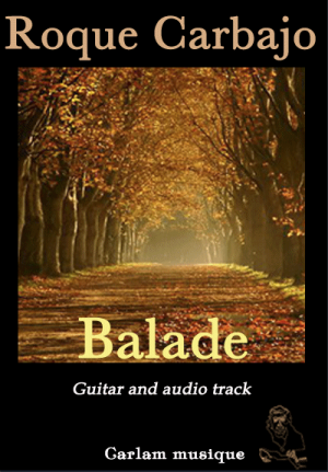 Balade karaoke guitar cover