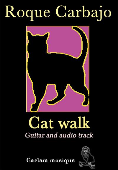 Cat walk karaoke guitar cover