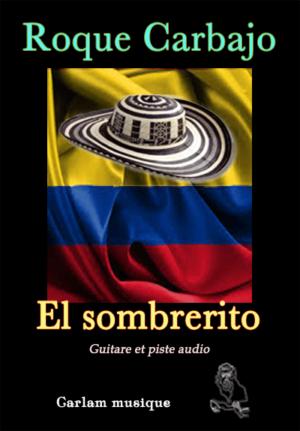 El sombrerito couverture karaoké guitare piste audio partition
