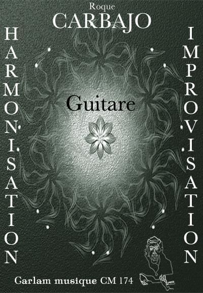 méthode harmonisation et improvisation guitare couverture