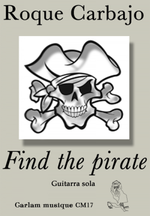 Find the pirate guitarra sola portada