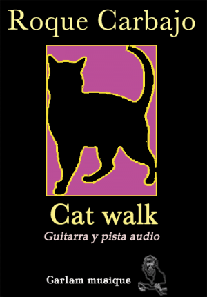 cat-walk karaoke guitarra portada