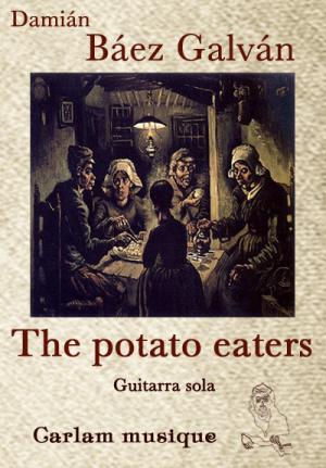 the potato eaters guitarra sola portada