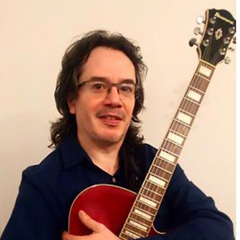 Damián Báez Galván Carlam musique