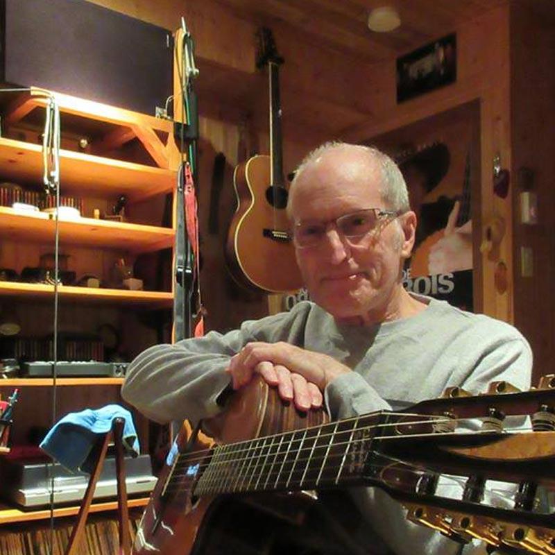 Claude Sirois Carlam Musique