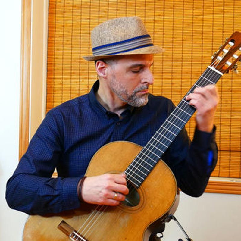Martin Verreault Carlam musique