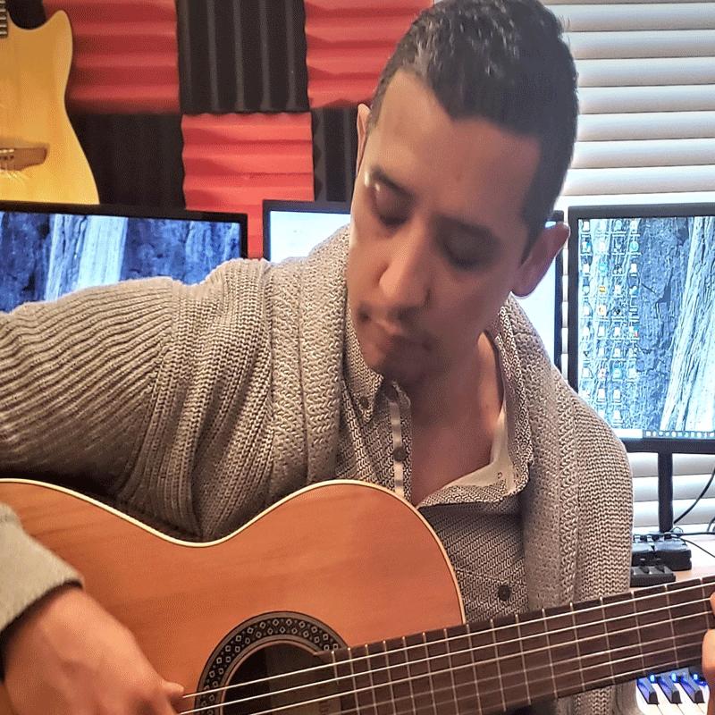 Mauricio Venegas Carlam musique