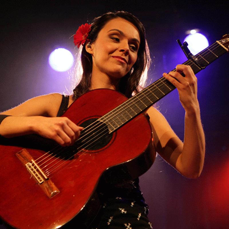 Suzie Auclair Carlam musique