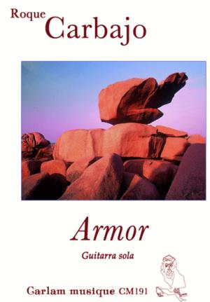 Armor portada